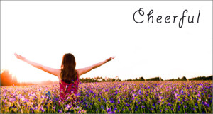 Uplifting Blend – The Oil of Cheer